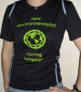 New Environmentalist Cycling Campaign