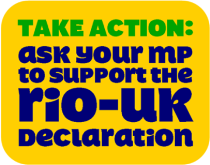 Rio-UK Declaration